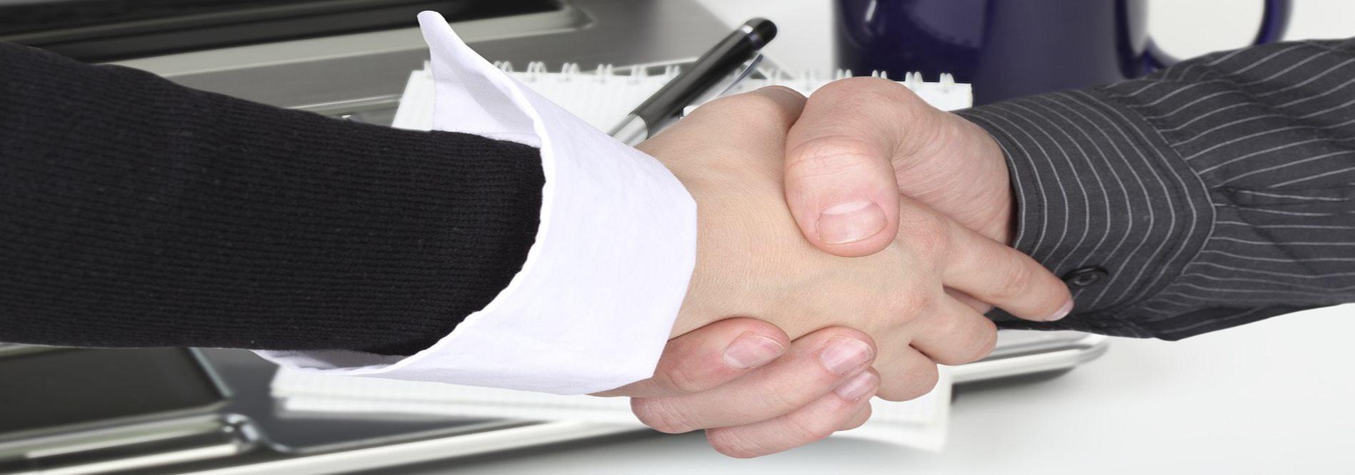 Business Handshake - Networking Design Installation Management