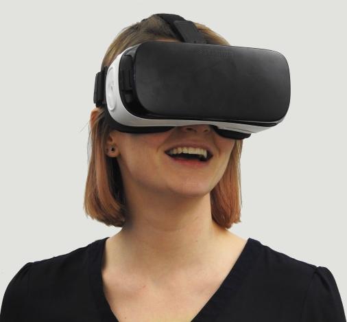 Windows 10 Creators Update - VR Head Mounted Display
